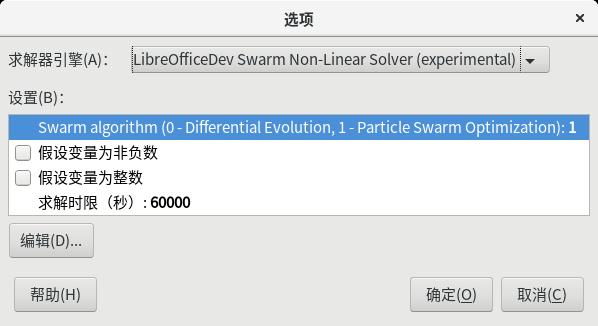 粒子群优化求解算法